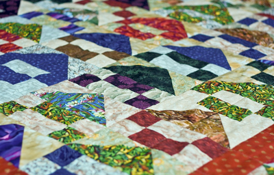 Quilting & Applied Design