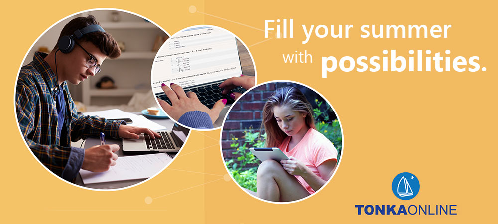 Tonka Online fills your summer with possibilities